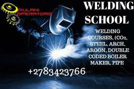 WELDING TRAINING SCHOOL IN  GERMISTON