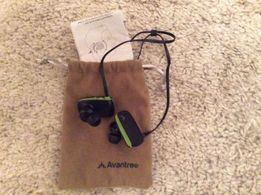 Słuchawki bezprzewodowe AVANTREE idealne do biegania