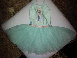 Sukienka strój karnawałowy z body