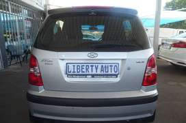 2011 #Hyundai Atos PRIME 1.1 Hatch 40,000km Hatch Manual LIBERTY AUTO