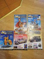 Magazyn hobbystyczny Military Modelcraft International