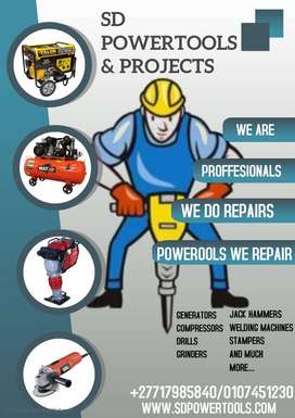 SD POWERTOOLS & PROJECTS