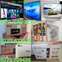 LG TVs New Boxed wit inbuilt free2Air Satellite & Digital TV receiver 0