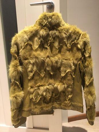 Натуральна шкіряна куртка КРОЛИК Киев - изображение 2