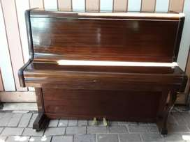 Piano Upright in good condition. Real Wood. No need for tuning. R12000