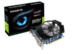 Nvidia GeForce GTX650 1GB