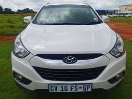 2013 Hyundai iX35 2.0 GLS Executive