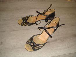 Туфли для бальных танцев фирмы Eckse латина.