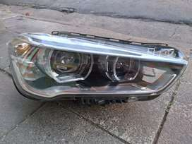 BMW X1 (F48) right side xenon and LED head light for sale