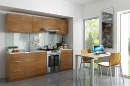 TANIE Meble kuchenne na wymiar 2,4 mb w 4 kolorach! dostawa od 1 PLN