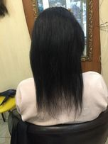 Наращивание волос LUX