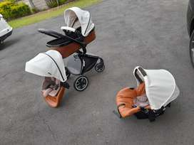 Baby stroller set for sale (Bounce)