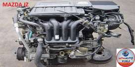 Imported used MAZDA DEMIO ZJ 1.3L Engines for sale at MYM AUTOWORLD