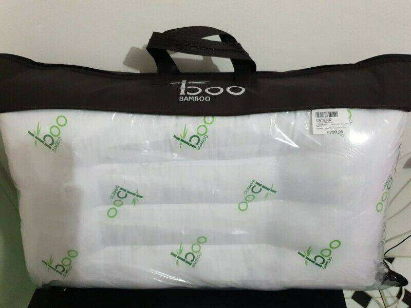 Bamboo Memory foam pillows for sale 0
