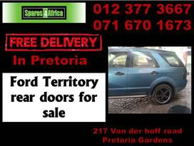 Ford Territory rear doors for sale