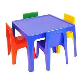 Chairs and tables for kids