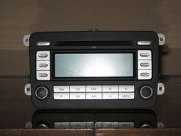 Radio Vw RCD300 mp3 Golf V Passat B6 Touran Jetta Passat Polo itd.