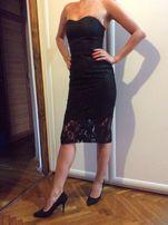 Платье нарядное , коктельное красивое с кружевом