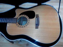 Гитара акустическая Takamine EF340SC made in Japan