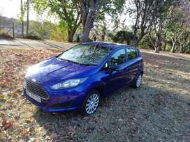 2017 FORD FIESTA, 1.4 AMBIENTE, 5 DOOR HATCH. WITH  SERVICE HISTORY. I