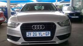 2015 Audi A4 1.8 Engine Capacity with Manuel Transmission