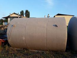Емкость, бочка, цистерна, резервуар 25 куб. Новая.