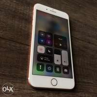 Apple iPhone 7plus 32gb rose gold three months old 0
