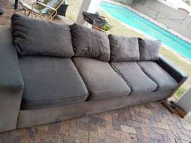 Large 3 metre couch