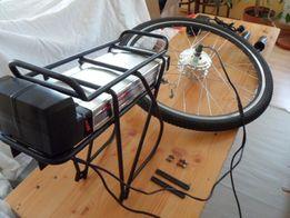 Elektryczny zestaw napędowy do roweru 26 cali
