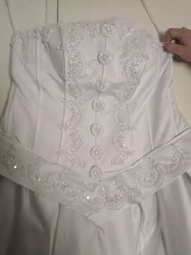 Plus size wedding dress for sale