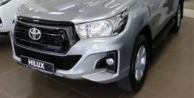 Hilux Headlights GD6 x 2