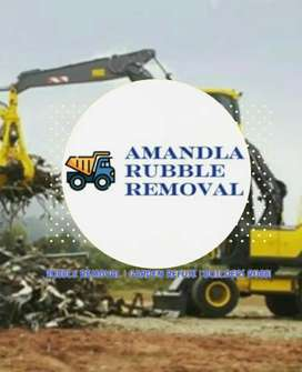 AMANDLA RUBBLE REMOVAL AND PLANT HIRE