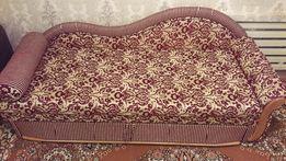 Диван-кровать 210х152, ткань ЗОЛОТО, цена 5999, торг