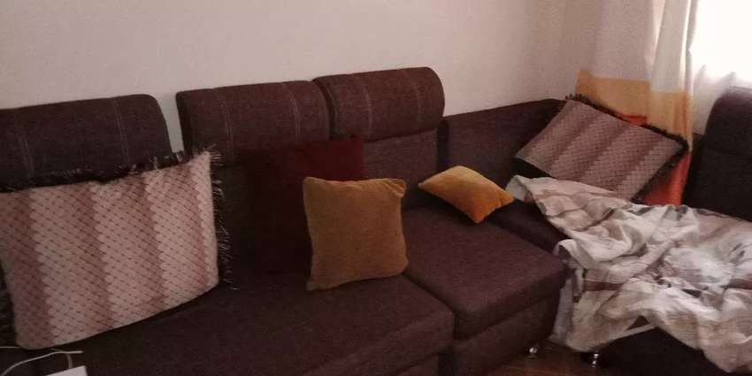 L Couch  - 6 Seater 0
