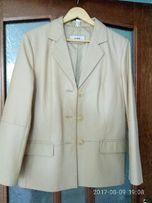 Куртка з натуральної шкіри, жіноча, розмір- 50
