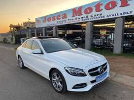 2015 Mercedes-Benz C 250 BlueTEC Exclusive 7G-Tronic Plus