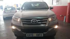 Toyota Fortuner 2.4 GDS Automatic