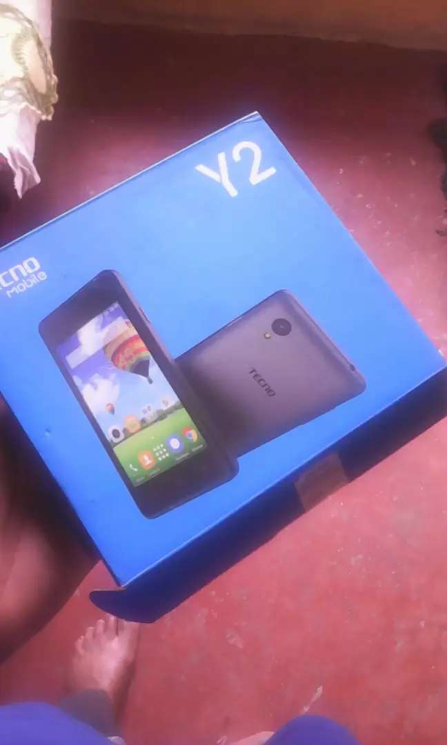 Tecno Y2 still new 0