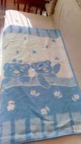 Шерстяное одеяло Vladi