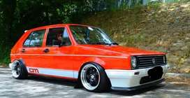 Vw golf one shell