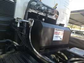 FUEL AND GAS TANKERS HYDRAULIC SYSTEM INSTALLATION