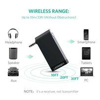 Ugreen Bluetooth аудио ресивер с микрофоном