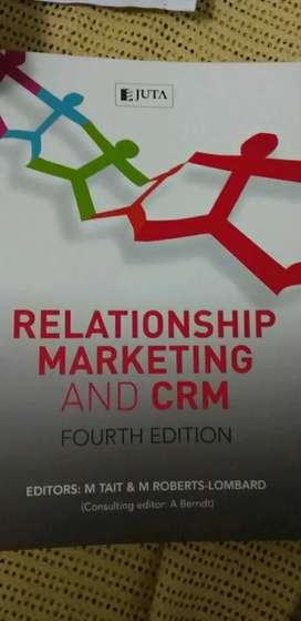 Relationship Marketing and CRM