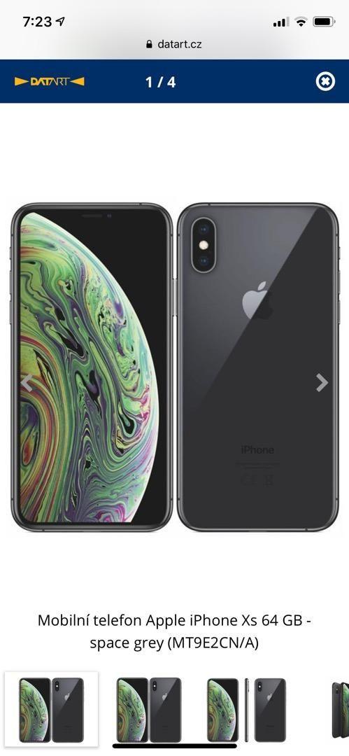 Iphone XS 256GB 0