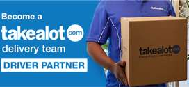 Become a Takealot Drive