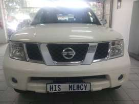 2006 NISSAN PATHFINDER 2.5, 7 SEATER AUTOMATIC