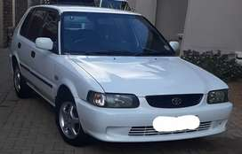 Well looked after Toyota tazz