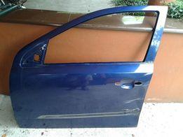 Drzwi lewe przód Opel Astra H Z21B (gołe)