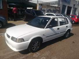2004 Toyota Tazz for sale
