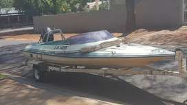 dart boat project for sale
